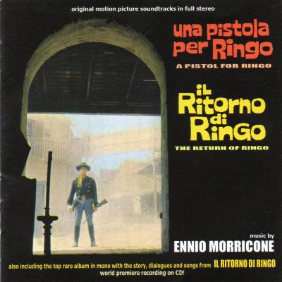 IL RITORNO DI RINGO/UNA PISTOLA PER RINGO GDM 4134