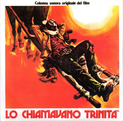 LO CHIAMAVANO TRINITA(They call me Trinity) CU 006