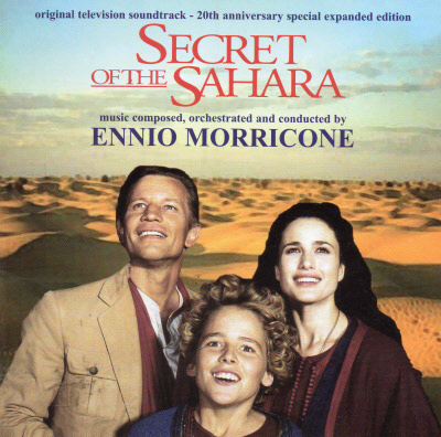 SECRET OF THE SAHARA GDM 4107