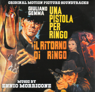 THE RETURN OF RINGO/A PISTOL FOR RINGO GDM 2044