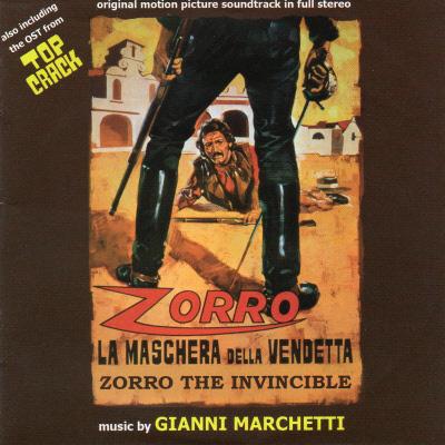 ZORRO LA MASCHERA DELLA VENDETTA/TOP CRACK GDM 4132