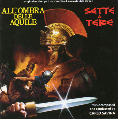 ALL'OMBRA DELLE AQUILLE / SETTE E TEBE CDDM155