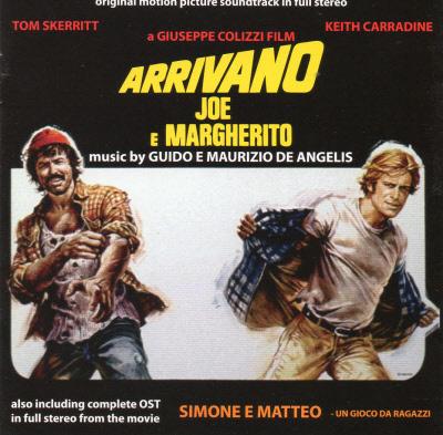 ARRIVANO JOE E MARGHERITO CDDM126