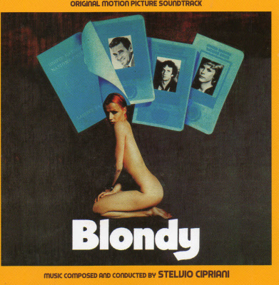 BLONDY MS020