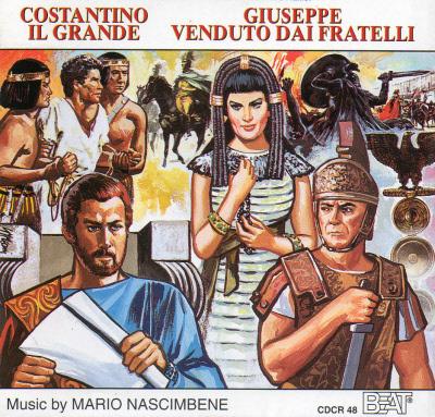 CONSTANTINO IL GRANDE / GIUSEPPE VENDUTO DAI FRATELLI CDCR48