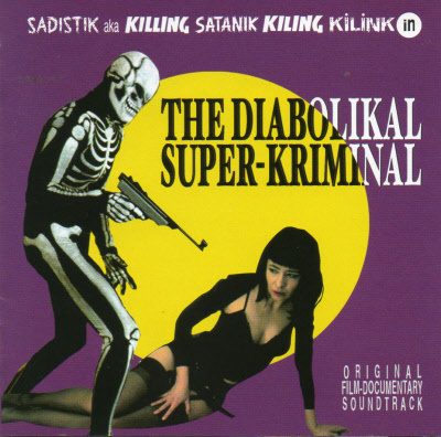 DIABOLIKAL SUPER-KRIMINAL, THE CNCD15