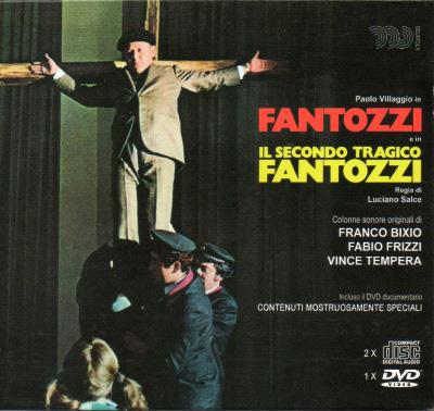 FANTOZZI / IL SECONDO TRAGICO FANTOZZI DDJ01-1DLX