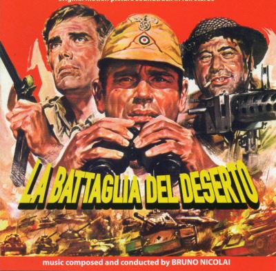 LA BATTAGLIA DEL DESERTO CDDM049