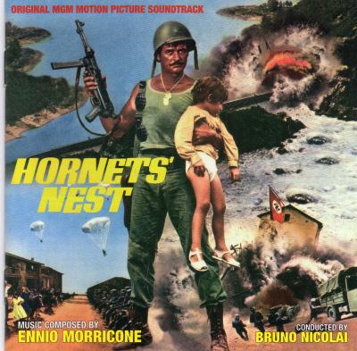 HORNETS NEST QRSCE011