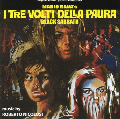 I TRE VOLTI DELLA PAURA (BLACK SABBATH) CDDM144