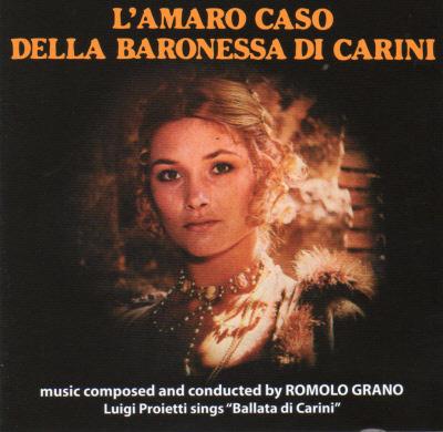 L , AMARO CASO DELLA BARONESSA DI CARNINI SPDM008