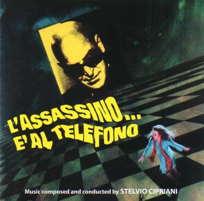 L'ASSASSINO... E AL TELEFONO CDDM212