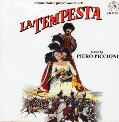 LA TEMPESTA CD33DLX