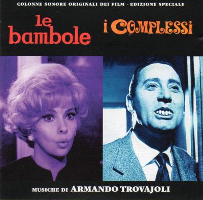 LE BAMBOLE /  I COMPLESSI GDM 7040