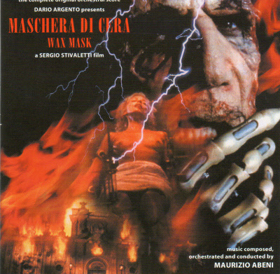MASCHERA DI CERA (Wax Mask) CDDM011