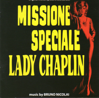 MISSIONE SPECIALE LADY CHAPLIN CDDM082