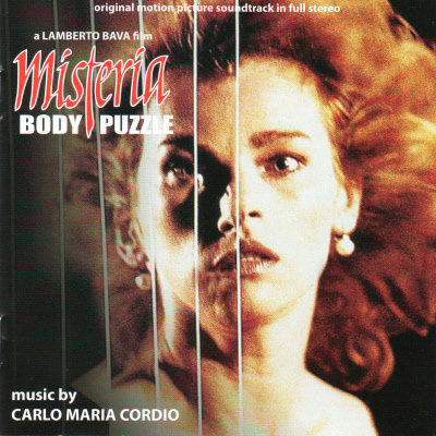 MISTERIA (BODY PUZZLE) CDDM168