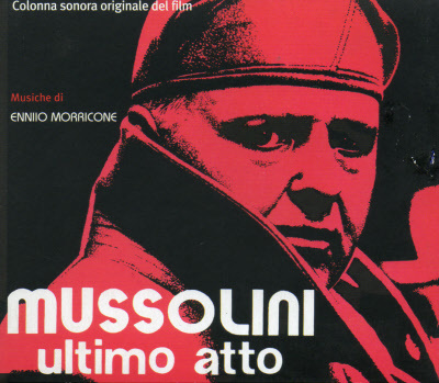 MUSSOLINI ULTIMO ATTO MDF 614