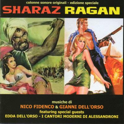 SHARAZ / RAGAN GDM 7055