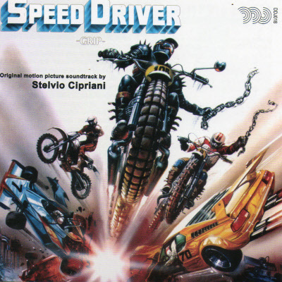 SPEED DRIVER DDJO18