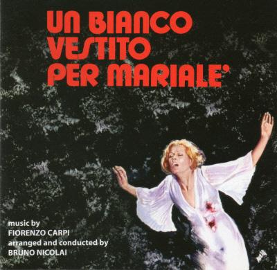 SPIRITS OF DEATH(UN BIANCO VESTITO PER MARIALE) CDDM045