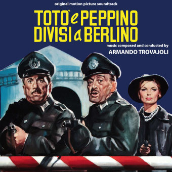 TOTO E PEPPINO DIVISI A BERLINOI CDDM252