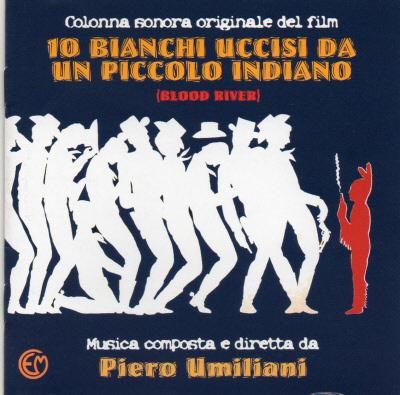 10 BIANCHI UCCISI DA UN PICCOLO INDIANO (BLOOD RIVER) CMT 10010