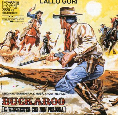 BUCKAROO (Il Winchester che non perdona) CDCR42
