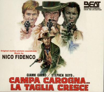 CAMPA CAROGNA... LA TAGLIA CRESCE CDCR108