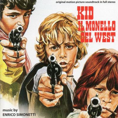 KID MONELLO DEL WEST CDDM162