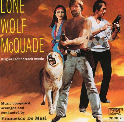 LONE WOLF McQUADE CDCR26