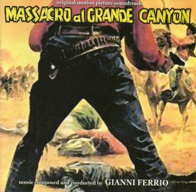 MASSACRO AL GRANDE CANYON GDM 7053
