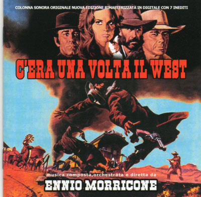 ONCE UPON A TIME IN THE WEST GDM2062