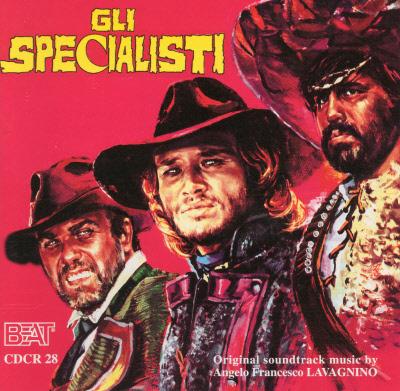 SPECIALIST / 15 FORCHE PER UN ASSASSINO, THE CDCR28