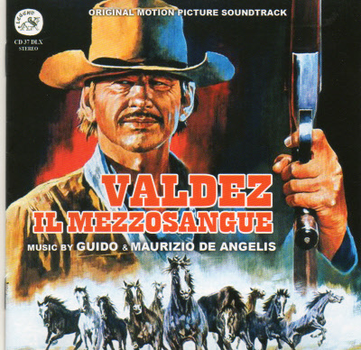 VALDEZ THE HALFBREED CD37DLX