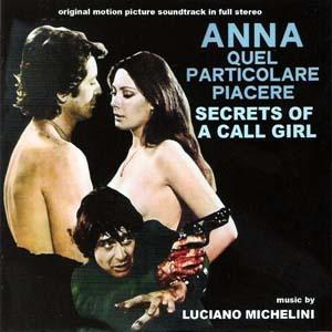 SECRETS OF A CALL GIRL(Anna quel particolare piacere) HCD9308