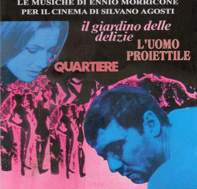 LE MUSICHE DI ENNIO MORRICONE PER IL CINEMA DI SILVANO AGOSTI GDM2041