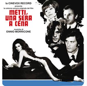 METTE UNA SERA A CENA CD OST-PK014