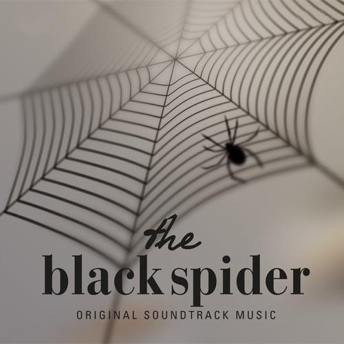 THE BLACK SPIDER KRONCD065