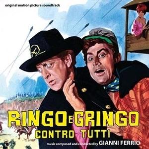 RINGO E GRINGO CONTRO TUTTI DGST022