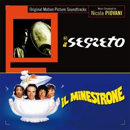 IL SEGRETO/IL MINESTRONE MBR103