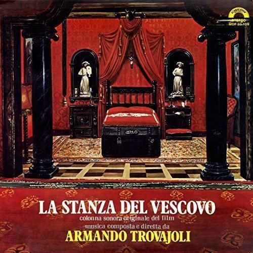 LA STANZA DEL VESCOVO CD OST PK 036