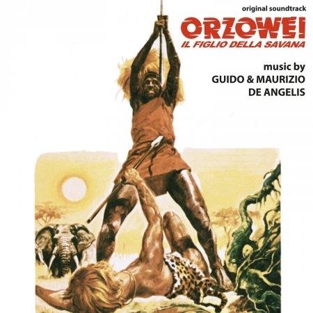 ORZOWIE IL FIGLIO DELLA SAVANA cddm294