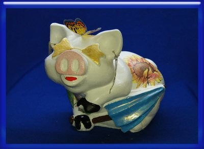 Копилка-свинка