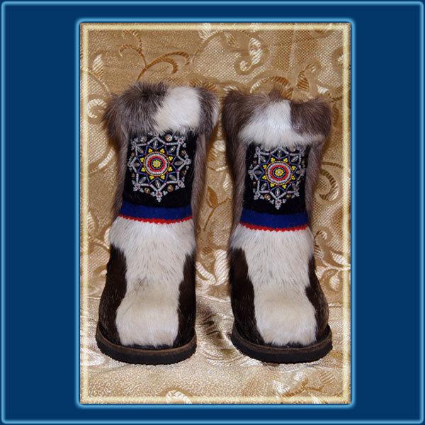 Бурки саамские