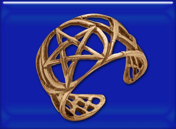 Перстень «Звезда»