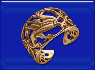 Перстень «Грифон»