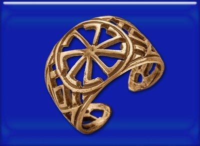 Перстень «Колядник»