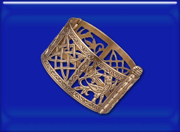 Браслет «Квадрат Сварога»