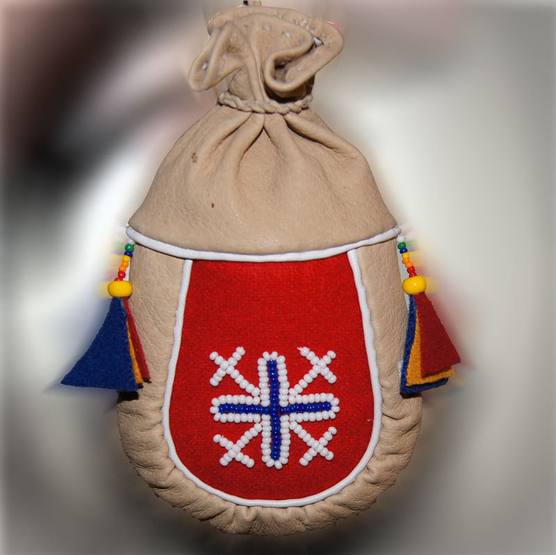 Сумочка-киса саамская
